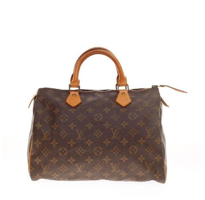 Louis Vuitton Speedy 30 -Monogram $560