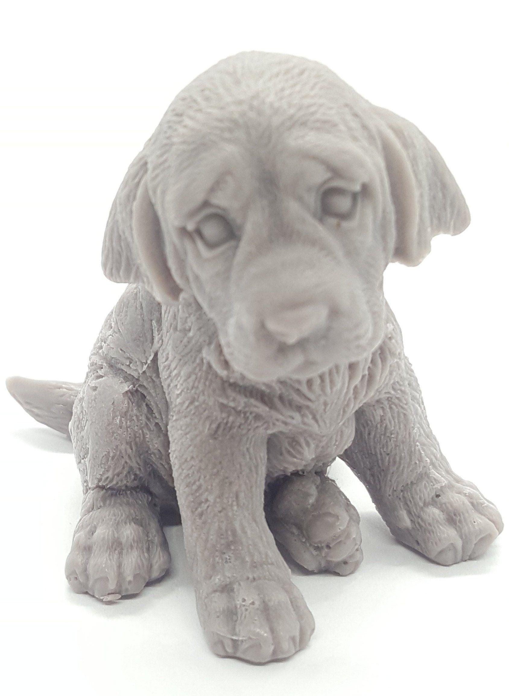Golden Retriever Labrador Welpe Hunde Seife Gast Geschenk