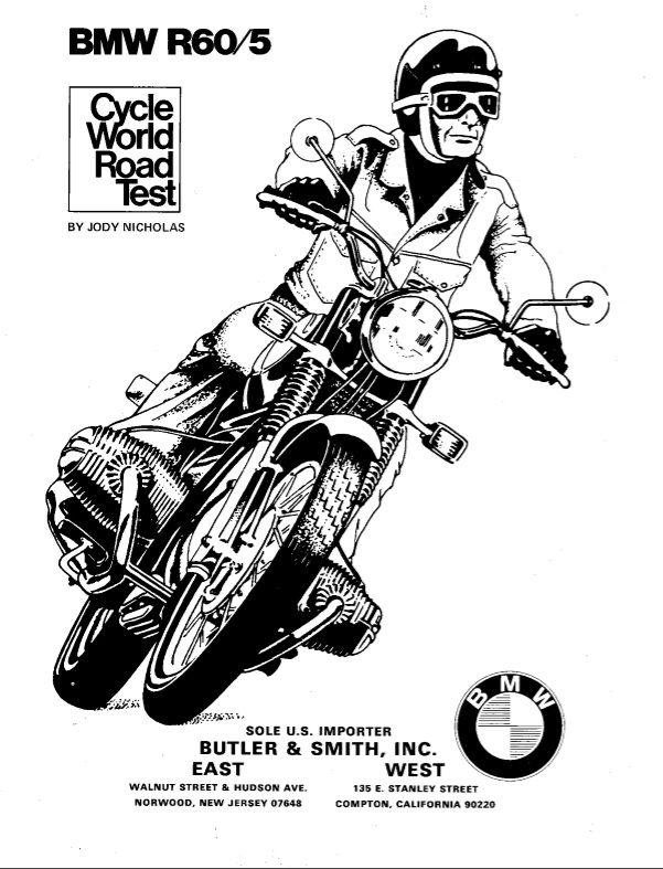 Pin on Vintage BMW Motorcycles