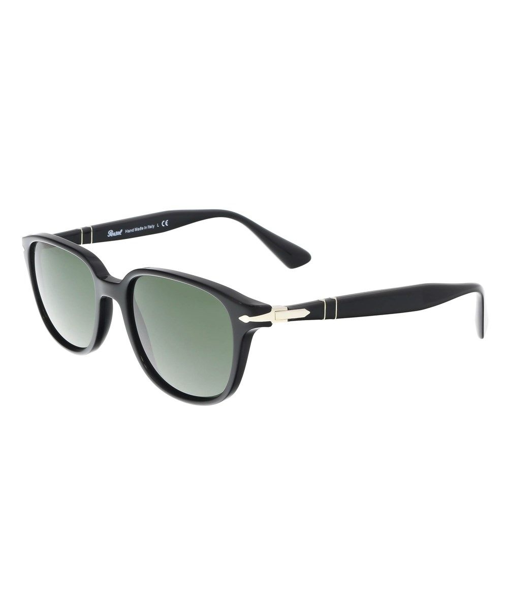 50cec256ab PERSOL Po3149s 95 31 Black Square Sunglasses.  persol   Sunglasses