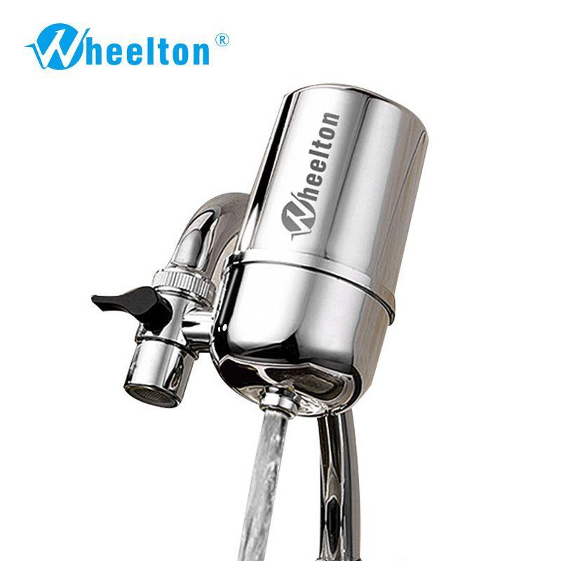 Supprimer Water contaminants Alkaline Water Ionizer Filtre à eau domestique Purificateur