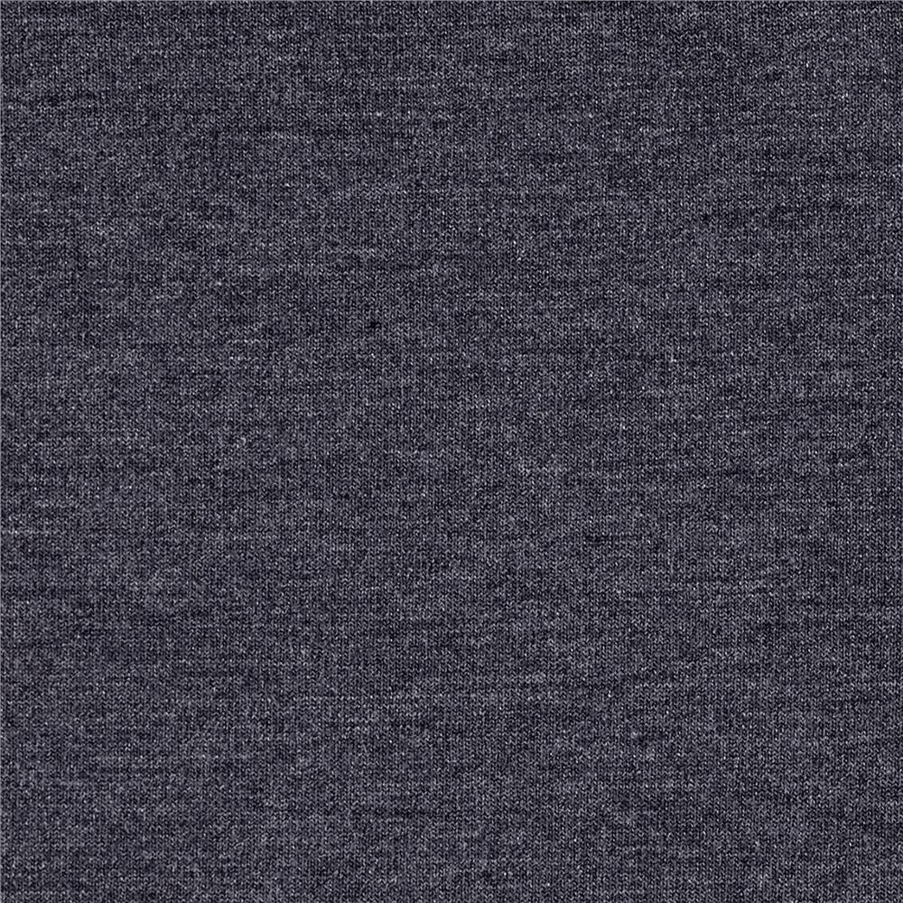 b18fc64e7e2 Sewing · Knitting · Telio Microbrushed Ponte Knit Dark Grey Melange from  @fabricdotcom This sturdy medium weight ponte knit