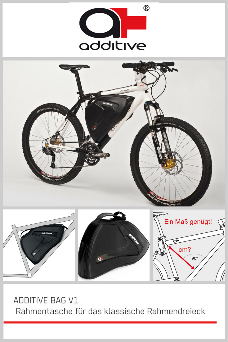 Bedienungsanleitung für die ADDITIVE BAG V2 - die Fahrrad ...