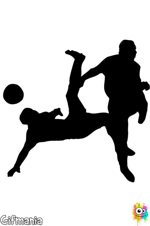 jugadores de fútbol | luciano | Pinterest | Futbol para colorear ...