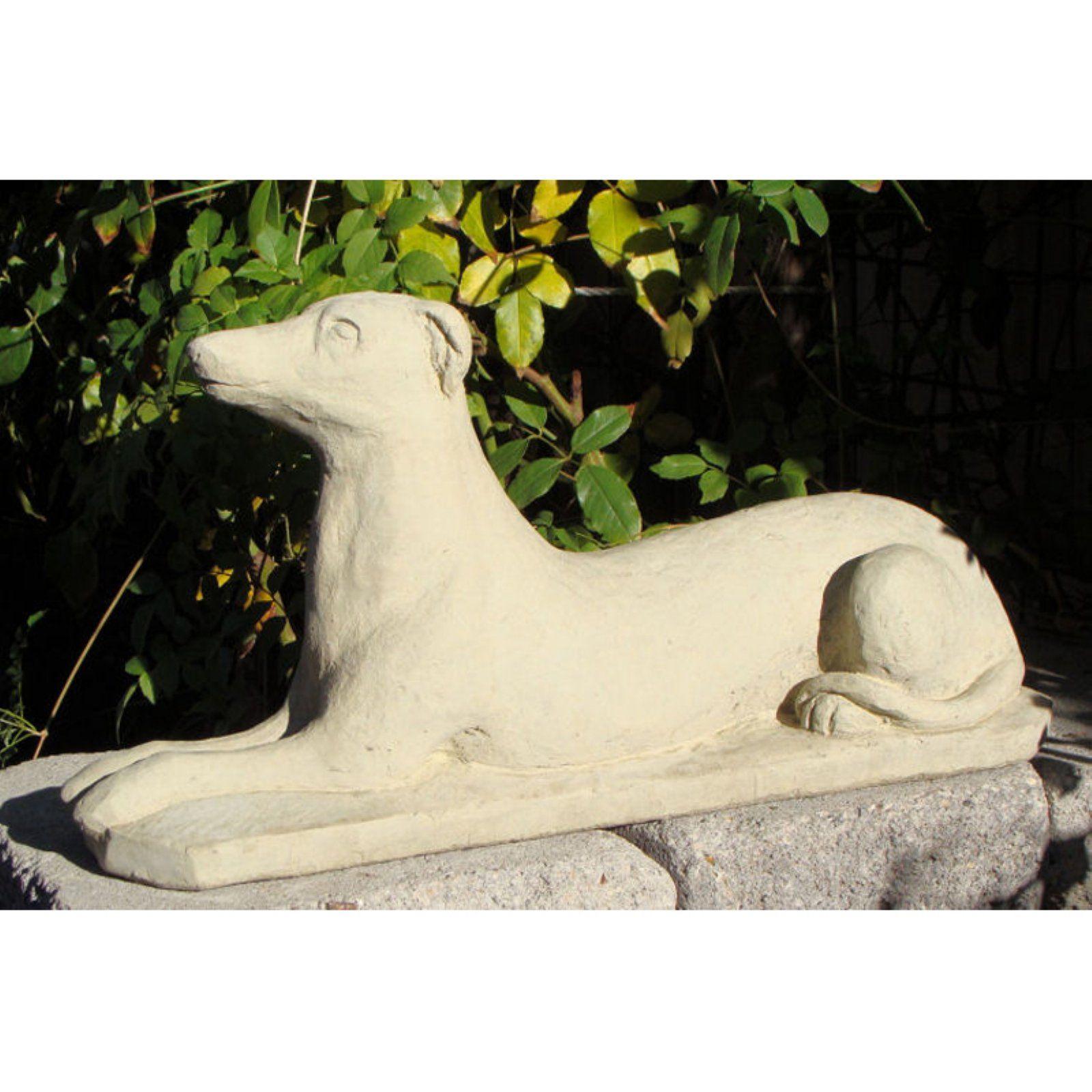 Laying Greyhound Garden Statue 10 In Garden Statues 640 x 480