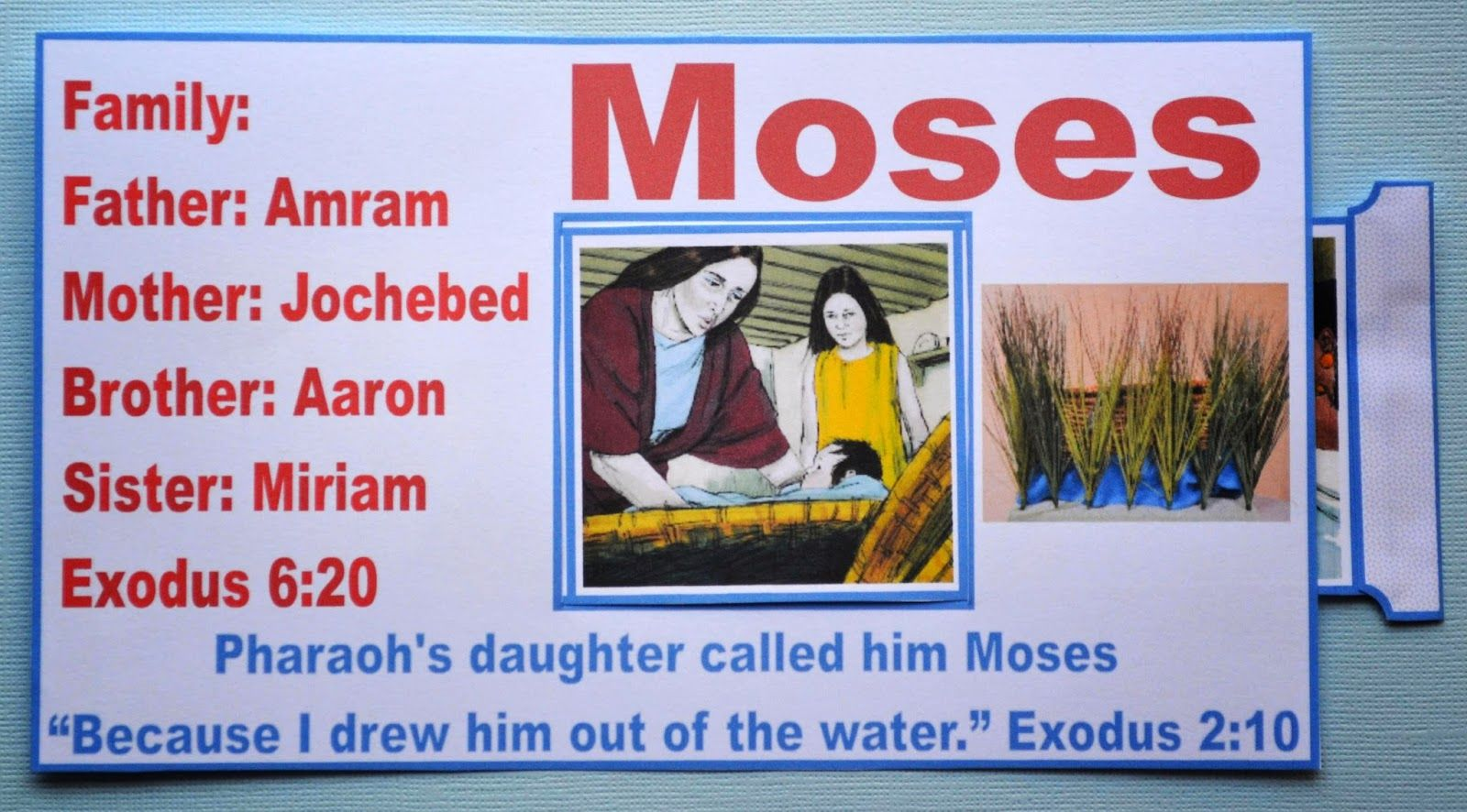 Moses Birth