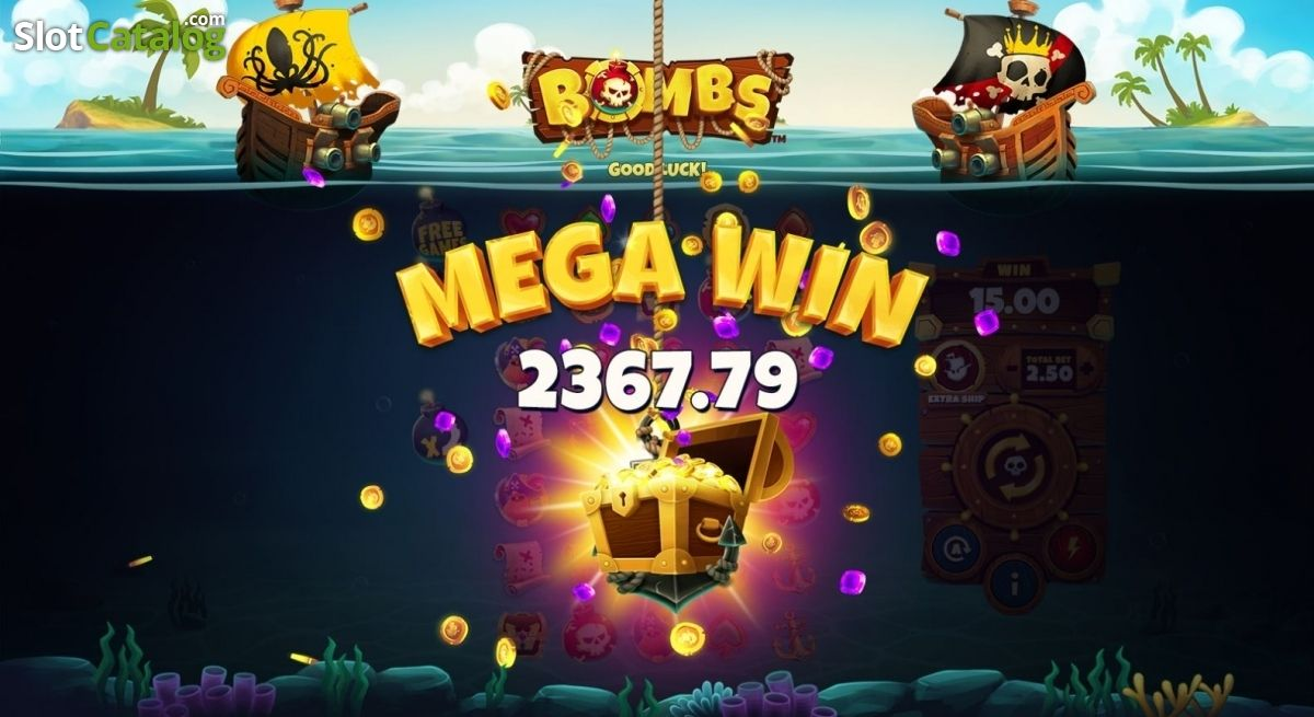 Bombs Playtech Slot Review Bonus Codes Where To Play From Uk
