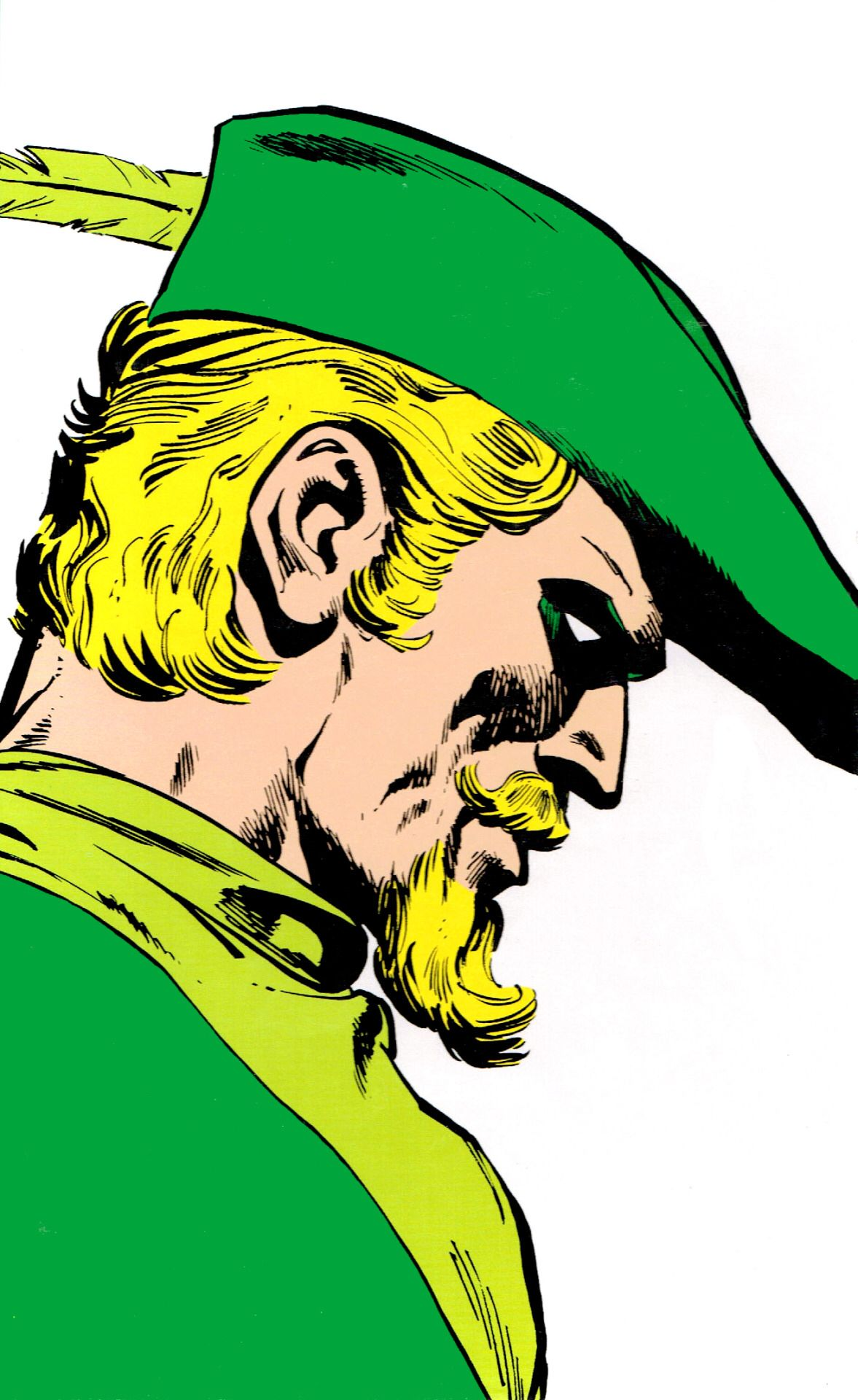 Image result for classic green arrow