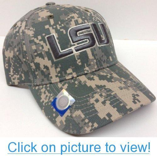 b50f3974e LSU Tigers Digital Camo Hat Cap Camouflage #LSU #Tigers #Digital ...