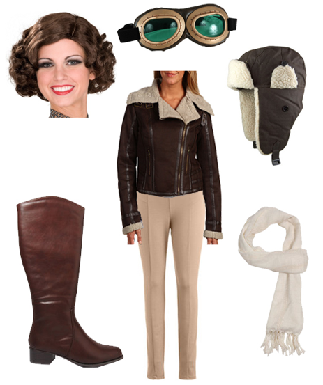 three empowering halloween costumes to try 1920 costumeseasy - How To Make A Doll Costume For Halloween