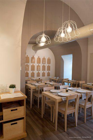 Casa Mia Trattoria, Polignano A Mare, 2014 - Mina Ignazzi #restaurant