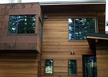 Clear Or Tight Knot Cedar Siding Save With Pacific Forest Cedar Siding Siding Outdoor Decor