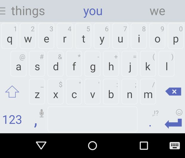 The 5 best Android keyboard apps for easier typing | Android