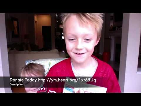 Vans AHA Donation Outtakes - YouTube #americanheartassociation #adorable #bloopers #outtakes #DONATE