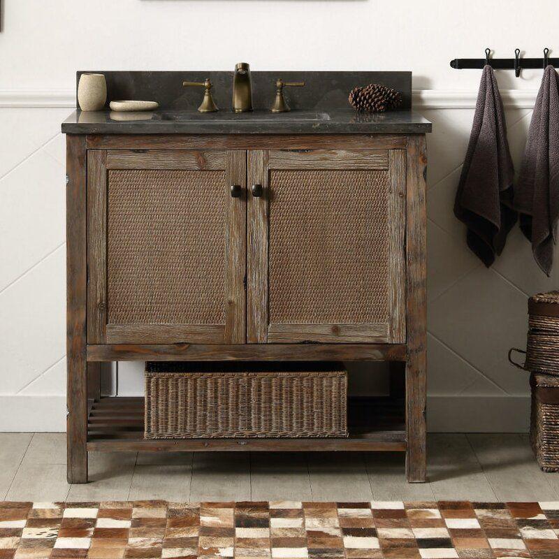 """Laurel Foundry Modern Farmhouse Inkom 36"""" Single Bathroom"""