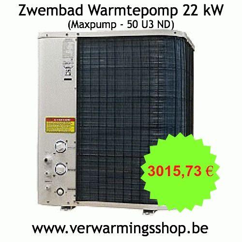 Zwembad warmtepompen bij www.verwarmingsshop.be! Grote kortingen!