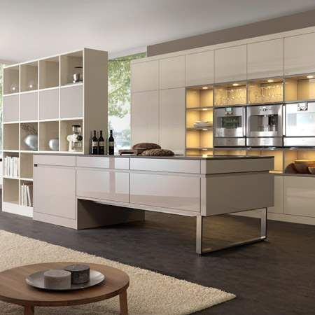 Modern Kitchen Cabinets in Chicago, IL At German Kitchen Center