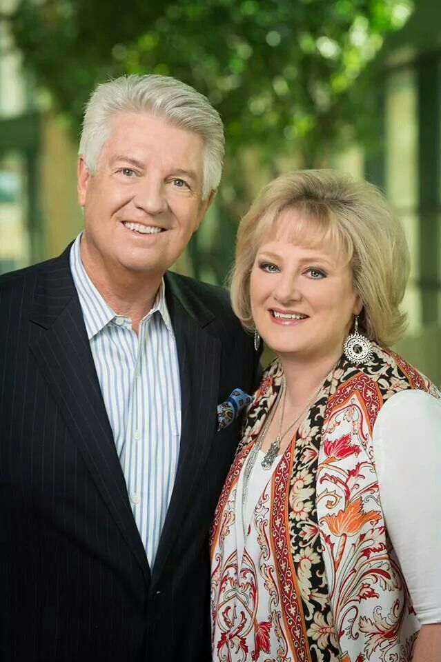 {} PASTOR GRAHAM AND HIS WIFE
