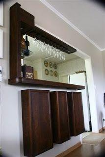 Bar Em Cozinha Americana Com Imagens Cozinha Americana Adega