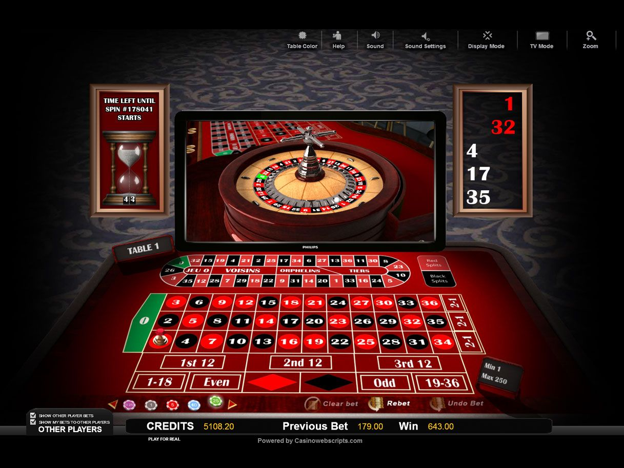 Buy Table game for Online Casino Multiplayer European