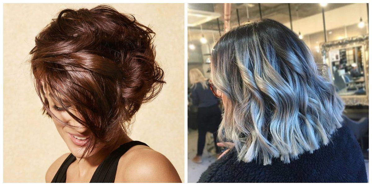 Berühmt Hair color trends 2019: TOP TRENDY colors of HAIR FASHION for 2019 @UZ_48