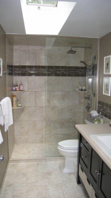 Website With Photo Gallery Stylish bathroom bathrooms bathroomdesigns homechanneltv Bathroom Designs Pinterest Stylish Small bathroom and Bath
