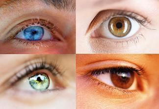 Rare Natural Eye Colors Eye Color Genetics Rare Eye Colors