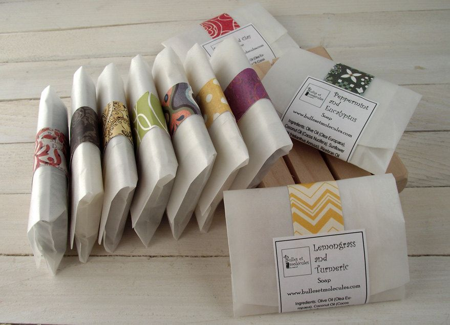 Soap+Samples++Handmade+All+Natural+Cold+by