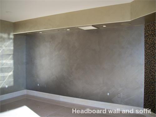 Metallic Paints For Interior Walls: Scuffmaster Metallic Brushed