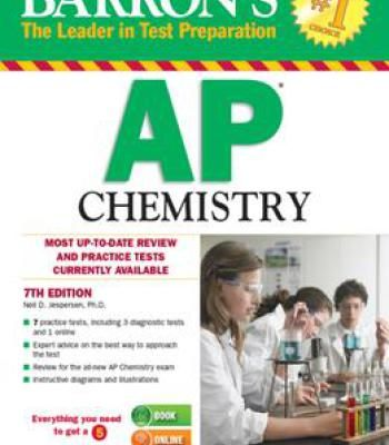 Barrons ap chemistry 7th edition pdf chemistry pinterest ap barrons ap chemistry 7th edition pdf fandeluxe Images