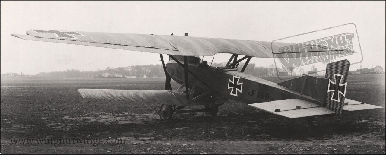 Junkers J.1   Wingnut Wings - Photo Gallery