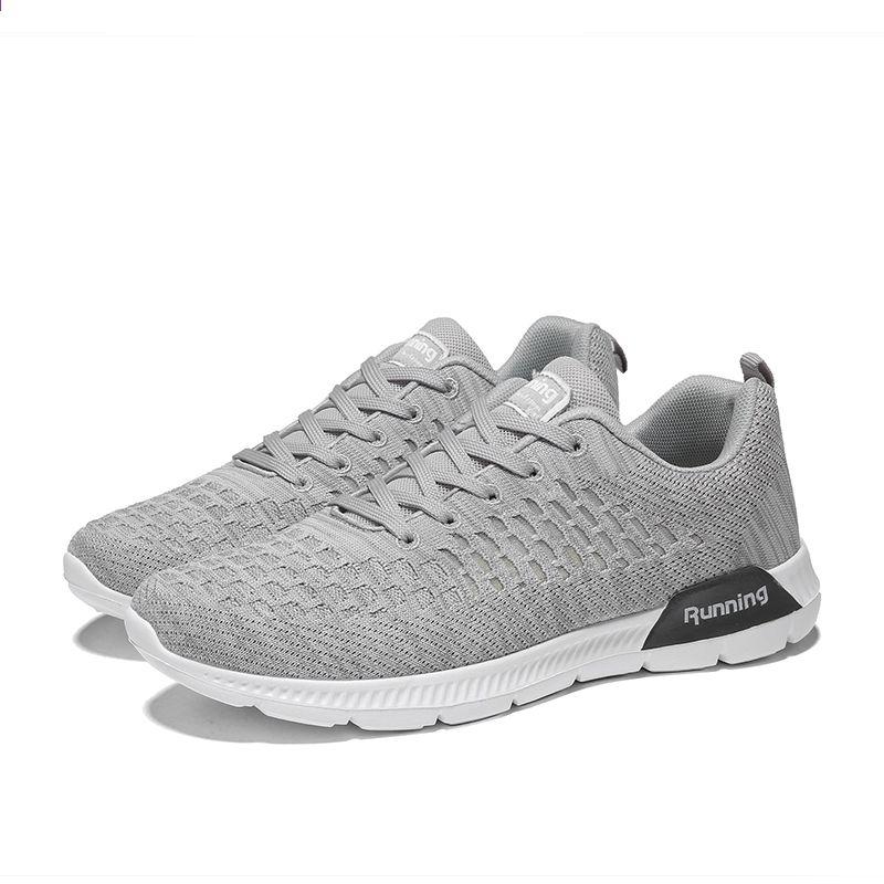 2018 Meskie Buty Sportowe Buty Gimnastyczne Buty Do Biegania Meskie Oddychajace Trampki Dla Mezczyzny Tenisowe Splot Muchy Meskie Buty Trekkingowe Buty Sportowe Nike Air Max Sneakers Nike Air Max Sneakers
