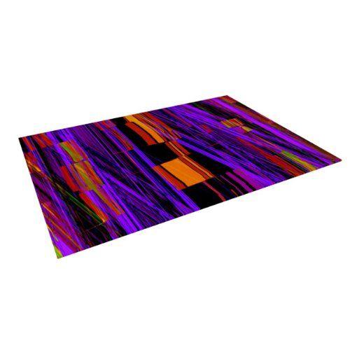 "Kess InHouse Nina May ""Threads"" Indoor/Outdoor Floor Mat, 5-Feet by 7-Feet Kess InHouse http://www.amazon.com/dp/B00JGR9JNW/ref=cm_sw_r_pi_dp_1xevub0W8FFD7"