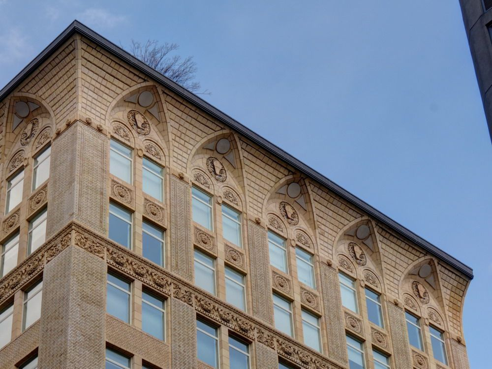 Curved Cornice Chelsea Atelier 245 Seventh Ave W 24th Street City Architecture Architecture City