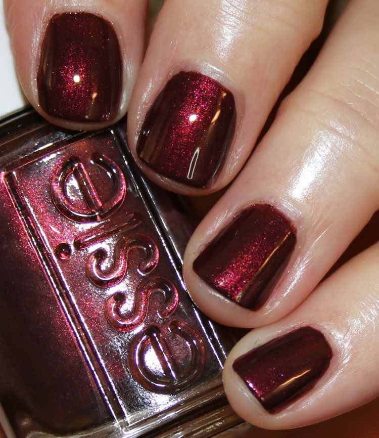 essie Ready To Boa | Nail polish wishlist | Pinterest | Boas, Nail ...