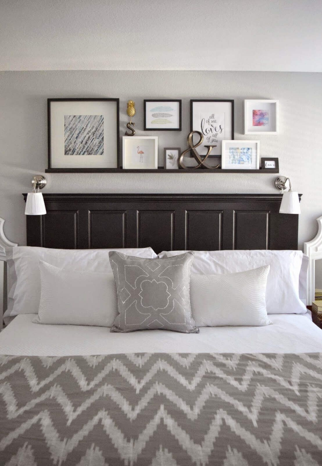 Slaapkamer Plank Boven Bed 33 Best Bed Headboards For Your Out Of The Box Bed Bedroom