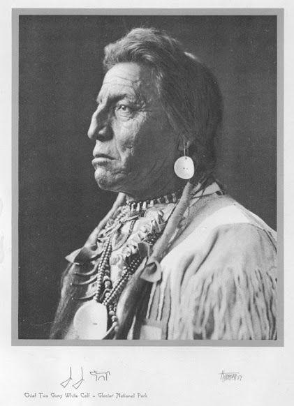 Two Guns White Calf - Blackfeet (Pikuni) - 1927