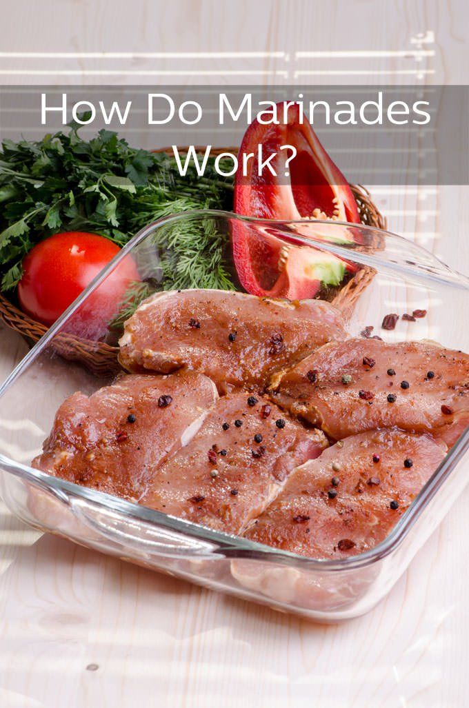 How Do Marinades Work? Food, Cooking