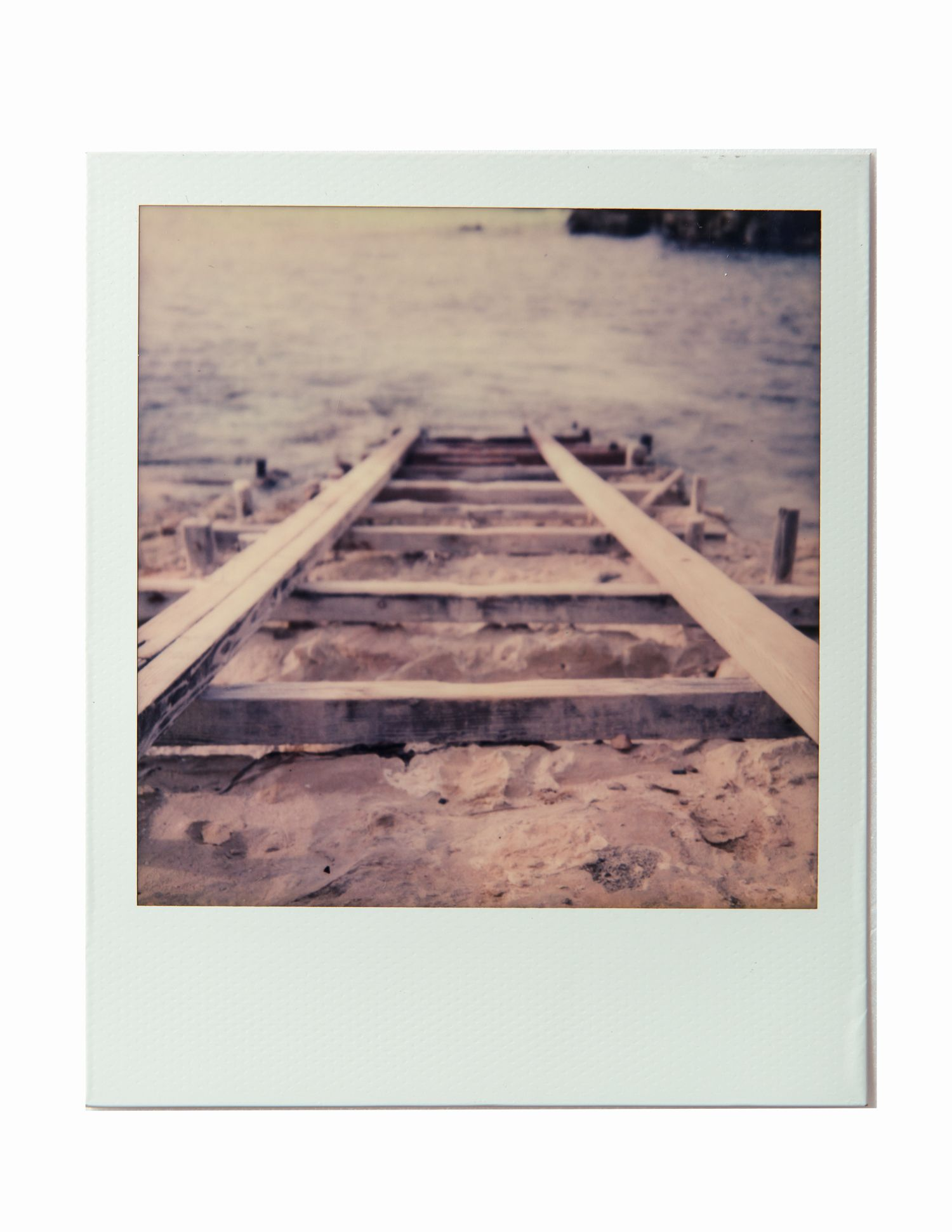 FOMENTERA - 2015 -  SX-70 POLAROID CAMERA WITH  IMPOSSIBLE PROJECT FILM - Photography by Pedro Loreto - www.pedroloreto.com