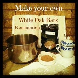 bark oak varicoz