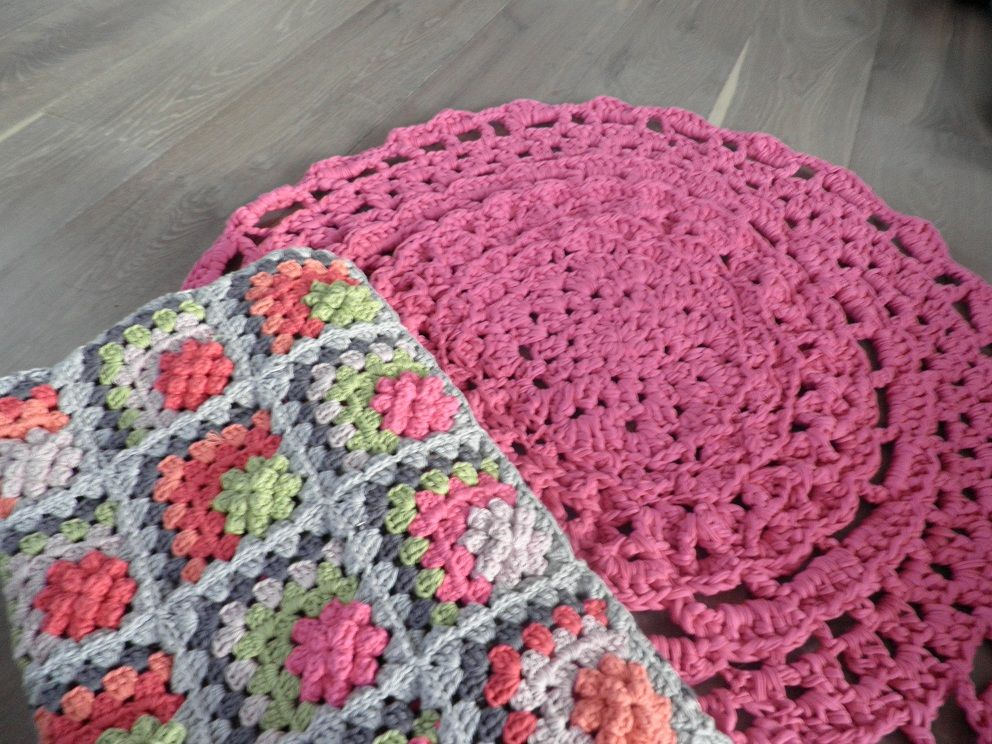 Granny Plaid Haken Patroon Crochet Knitting Pinterest