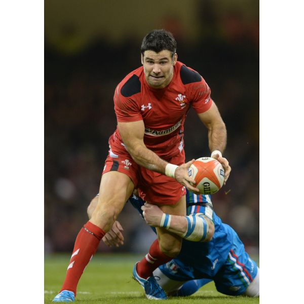 Mike Phillips Of Bests Half Scrums Ever Rugby Nations Rugby Boys Wales Rugby