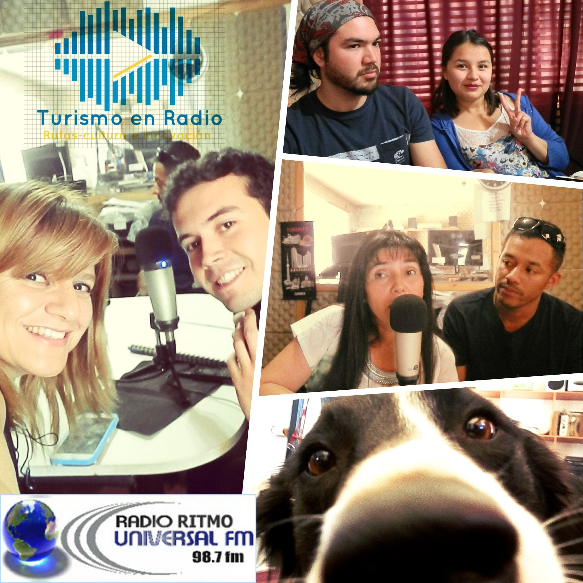Invitados de Turismo en Radio