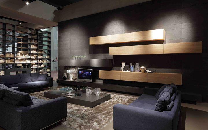 living room design ideas contemporary living room design ideas from presotto italia comfortable loft living