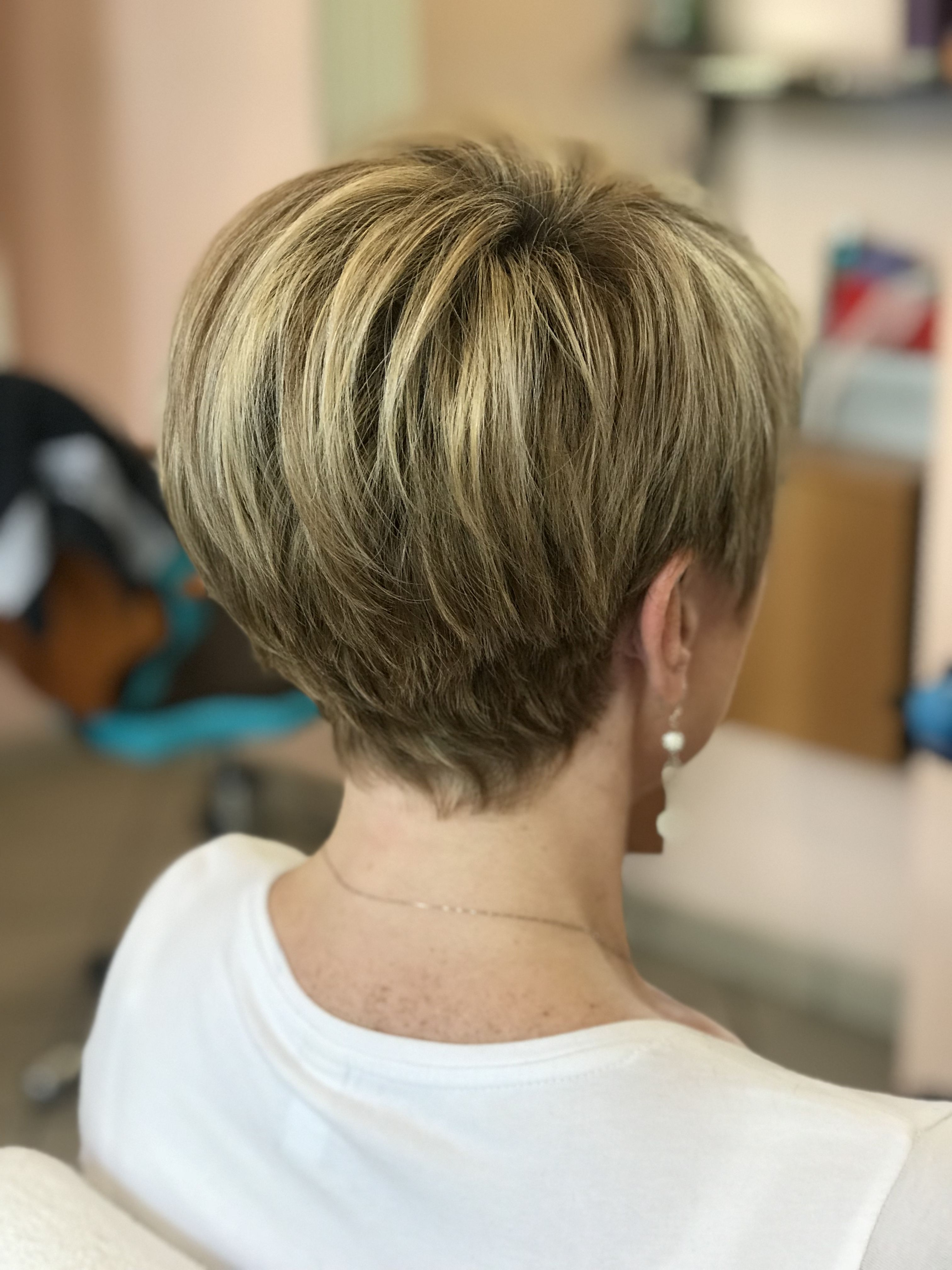 pixie cut | hair 2 in 2019 | short stacked bob haircuts