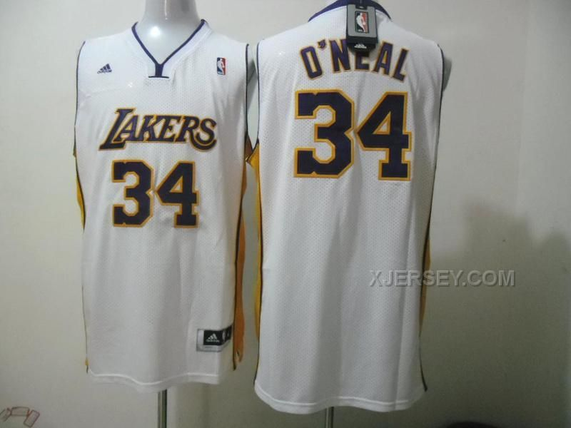 http://www.xjersey.com/lakers-34-oneal-white-mesh-jerseys.html Only$34.00 #LAKERS 34 O'NEAL WHITE MESH JERSEYS #Free #Shipping!