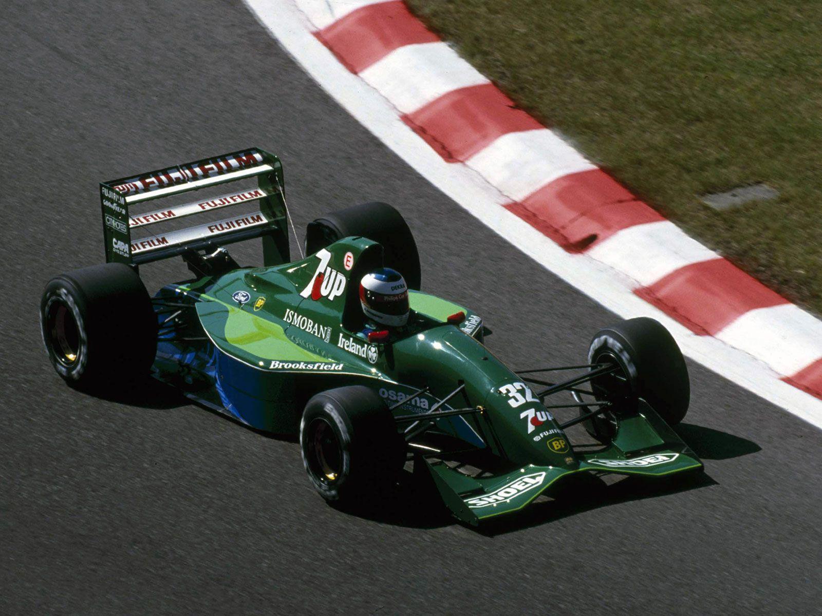 jordan f1 1991