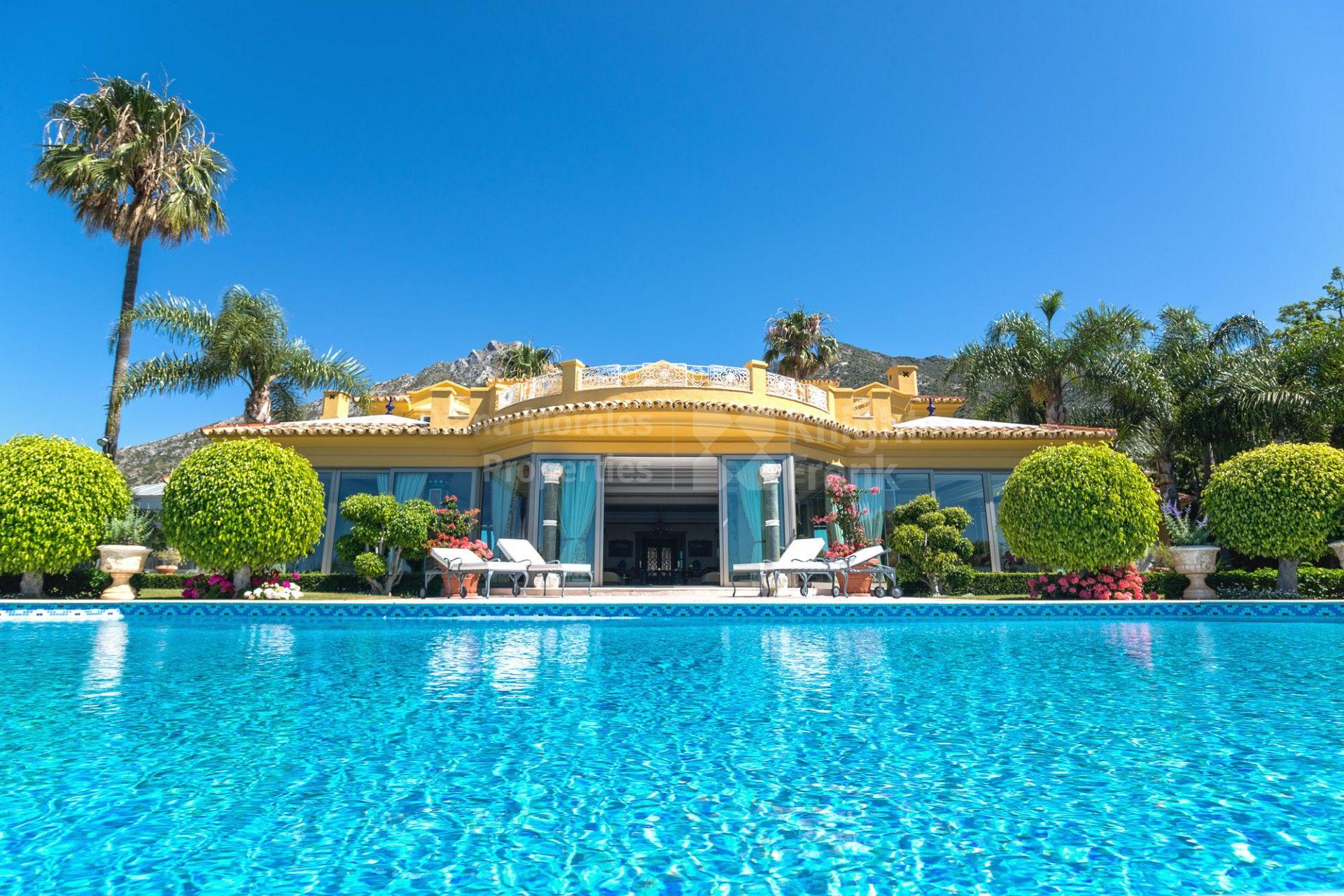 Fabulous Villa In Sierra Blanca Villa for sale in Sierra