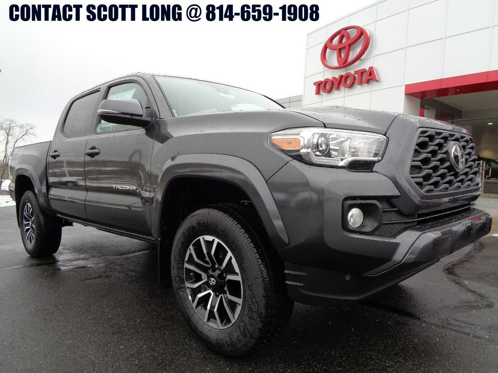 Used 2020 Toyota New 2020 Double Cab 4x4 TRD