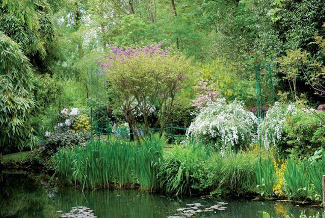 Perfect - Claude Monet's garden in Givereny